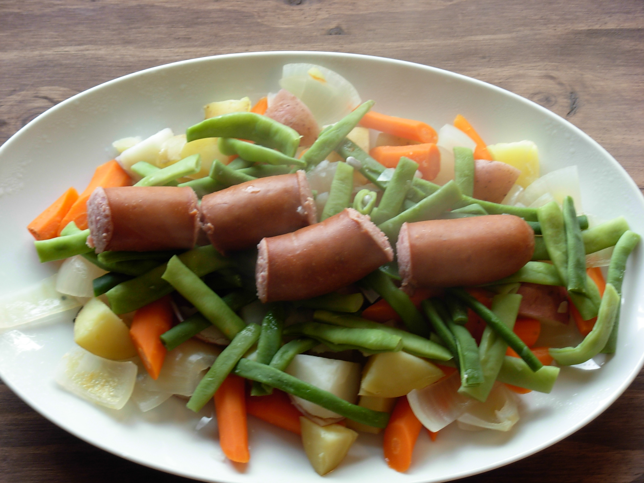 how to cook a boiled dinner