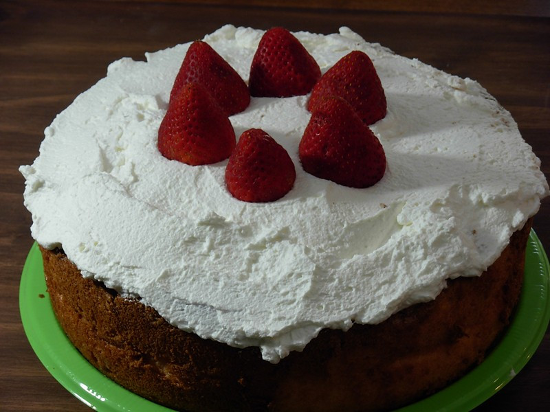 Angel Food Cake etc 013