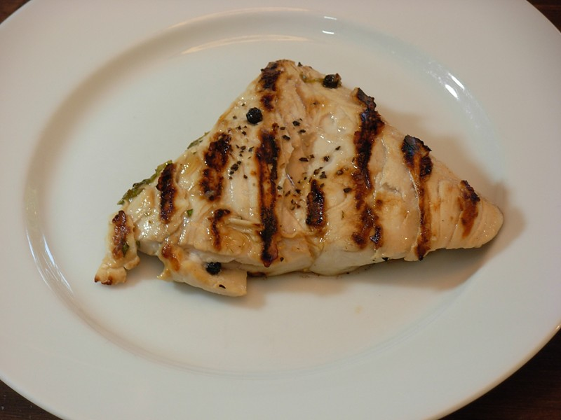 Basil Chicken Marinade 003